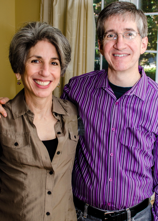 Jayme and Jerry Epstein